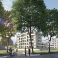 Wohnbebauung Baumkirchen